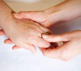 Masáž prstů - jednoduchý prostředek úlevy
